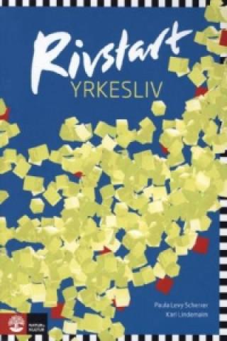 Rivstart Yrkesliv, Textbok + Audio-CD (MP3) B1+B2