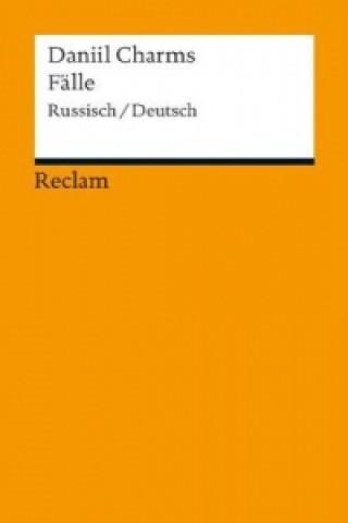 Fälle, Russisch/Deutsch