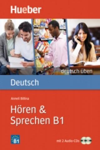 Hören & Sprechen B1, m. 2 Audio-CDs