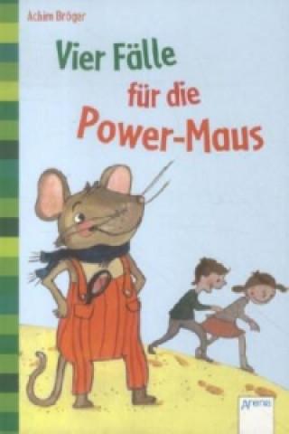 Vier Fälle für die Power-Maus
