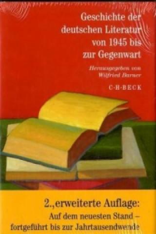 Geschichte der deutschen Literatur von 1945 bis zur Gegenwart