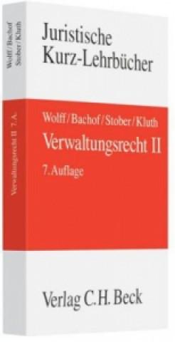 Verwaltungsrecht. Bd.2