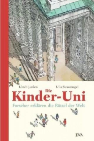 Die Kinder-Uni. Bd.1