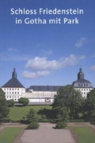 Schloss Friedenstein in Gotha mit Park