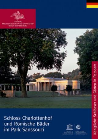 Roemische Bader und Charlottenhof im Park von Sanssouci
