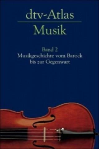 dtv-Atlas Musik. Tl.2