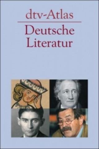 dtv-Atlas Deutsche Literatur