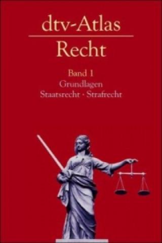 dtv-Atlas Recht. Bd.1