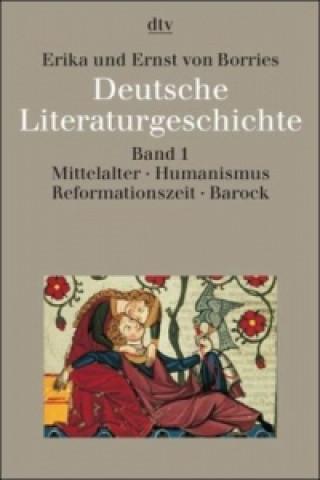 Mittelalter, Humanismus, Reformationszeit, Barock