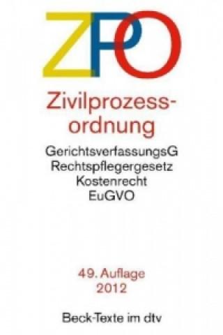 Zivilprozessordnung (ZPO)