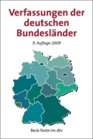 Verfassungen der deutschen Bundesländer