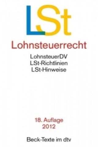 Lohnsteuerrecht (LSt)