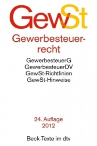 Gewerbesteuerrecht (GewStR)