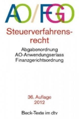 Abgabenordnung (AO) / Finanzgerichtsordnung (FGO)