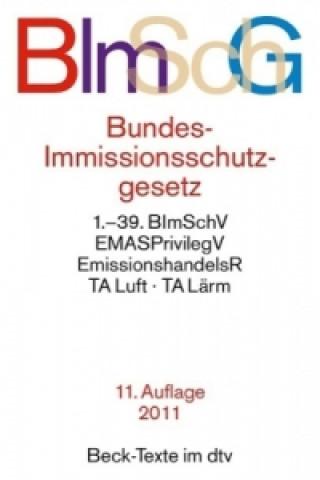 Bundes-Immissionsschutzgesetz (BImSchG)