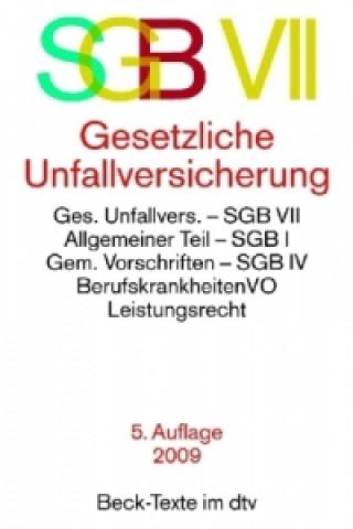 SGB VII, Gesetzliche Unfallversicherung