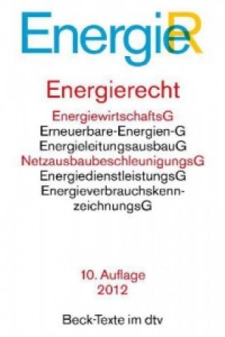 Energierecht (EnergieR)