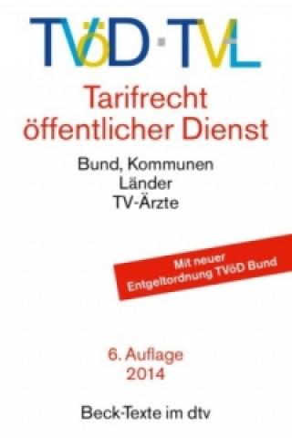 TVöD - TV-L, Tarifrecht öffentlicher Dienst