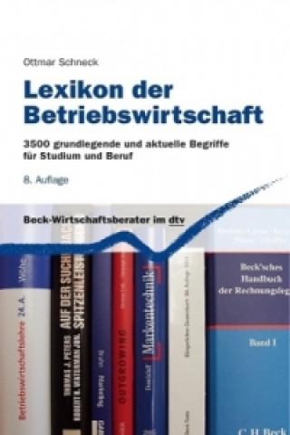 Lexikon der Betriebswirtschaft