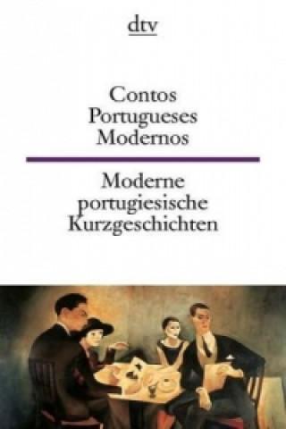 Contos Portugueses Modernos. Moderne portugiesische Kurzgeschichten