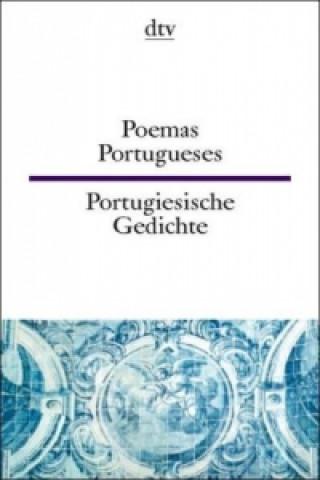 Portugiesische Gedichte. Poemas Portugueses
