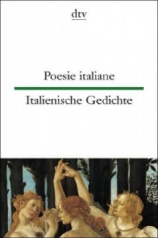 Poesie italiane. Italienische Gedichte