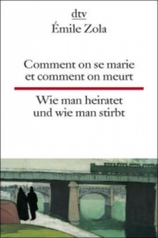 Wie man heiratet und wie man stirbt. Comment on se marie et comment on meurt