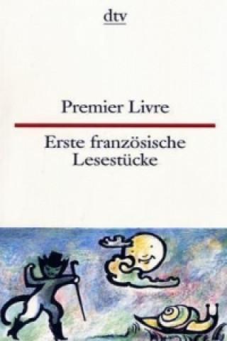 Premier Livre. Erste französische Lesestücke