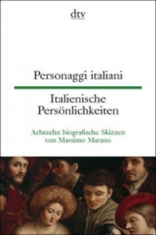 Italienische Persönlichkeiten. Personaggi italiani