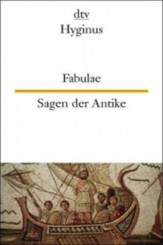 Fabulae. Sagen der Antike