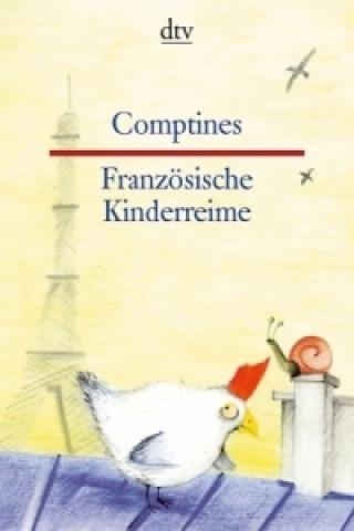 Comptines. Französische Kinderreime