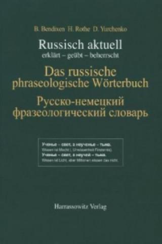 Das russische phraseologische Wörterbuch, m. DVD-ROM (Version 7.x)