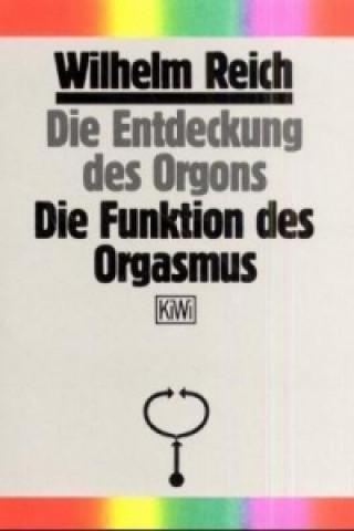 Carte Die Funktion des Orgasmus Wilhelm Reich