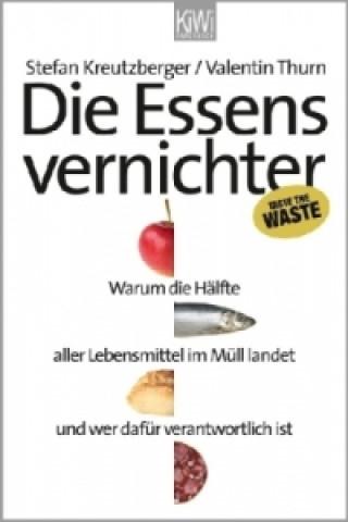 Carte Die Essensvernichter Stefan Kreutzberger