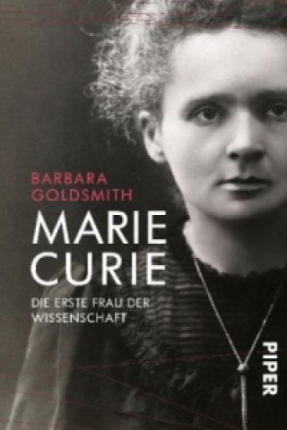 Kniha Marie Curie Barbara Goldsmith