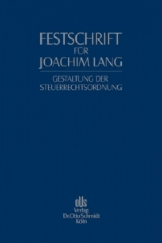 Festschrift für Joachim Lang