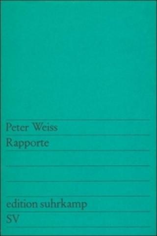 Rapporte. Bd.1