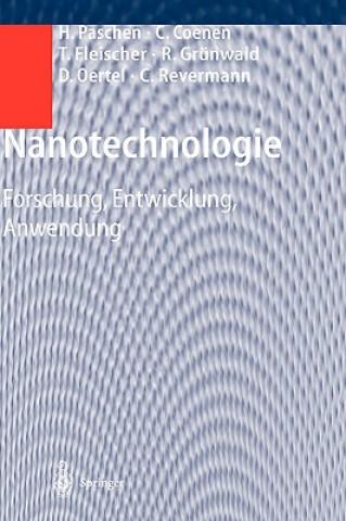 Carte Nanotechnologie Herbert Paschen