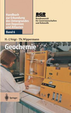 Carte Geochemie Hans-Jürgen Voigt