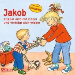 Carte Jakob streitet sich mit Conni und verträgt sich wieder Sandra Grimm