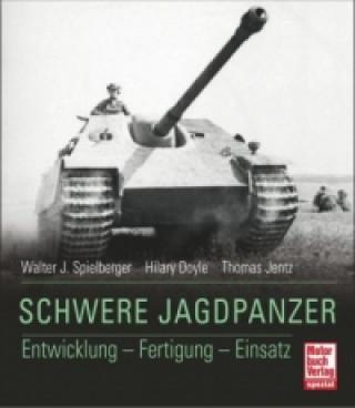 Carte Schwere Jagdpanzer Walter J. Spielberger