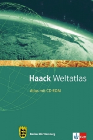Haack Weltatlas für Sekundarstufe I in Baden-Württemberg, m. CD-ROM u. Arbeitsheft Kartenlesen