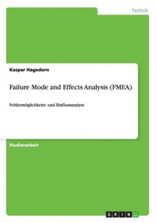 Carte Failure Mode and Effects Analysis (FMEA) Kaspar Hagedorn