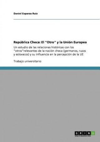 Carte Republica Checa Daniel Esparza Ruiz