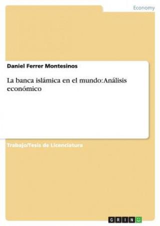 Carte banca islamica en el mundo Daniel Ferrer Montesinos