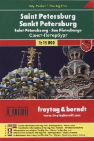 Petrohrad 1:12 500