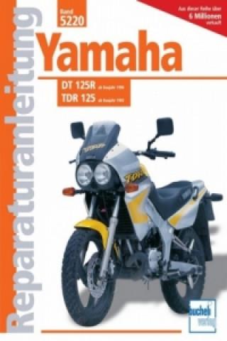 Yamaha DT 125R ab Baujahr 1990, TDR 125 ab Baujahr 1993
