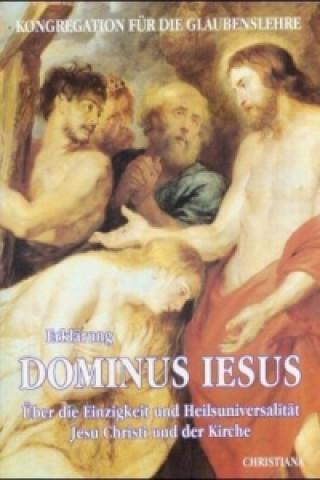 Erklärung Dominus Iesus