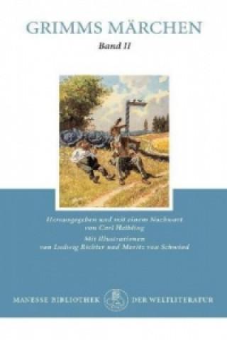Kinder- und Hausmärchen gesammelt durch die Brüder Grimm. Bd.2