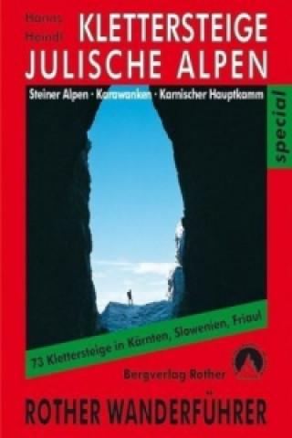 Rother Klettersteigführer Julische Alpen